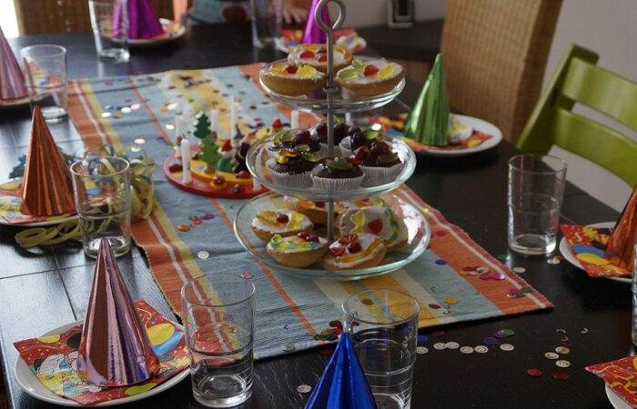 стол на детский день рождения