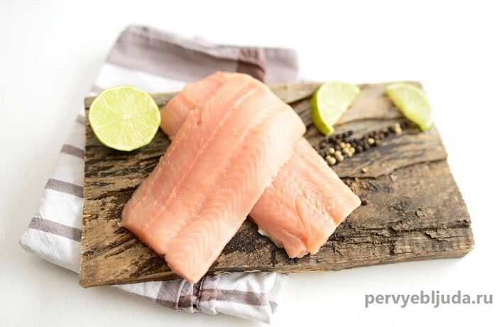 лосось филе