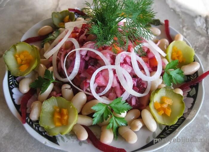 тарелка с цветами